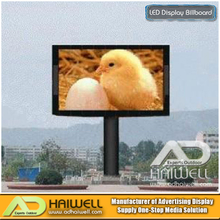 P10 SMD Tela LED Outdoor Advertising Billboard